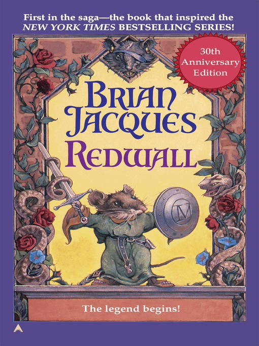 Title details for Redwall by Brian Jacques - Wait list