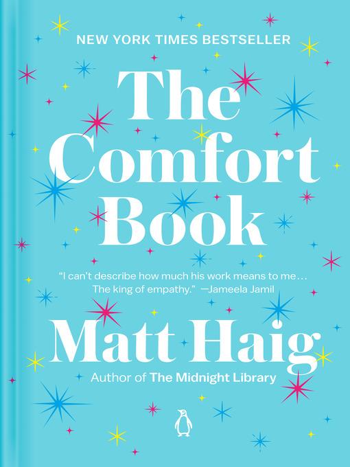 Title details for The Comfort Book by Matt Haig - Wait list