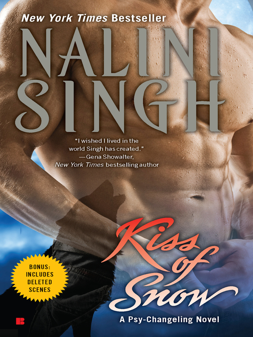 Title details for Kiss of Snow by Nalini Singh - Available