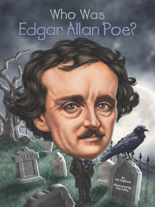 Who Was Edgar Allan Poe? の表紙