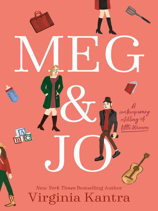 Title details for Meg and Jo by Virginia Kantra - Available
