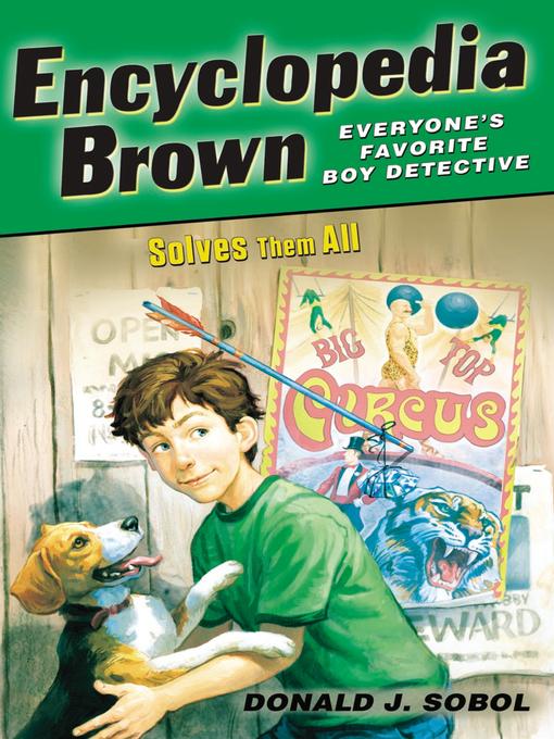 Title details for Encyclopedia Brown Solves Them All by Donald J. Sobol - Wait list