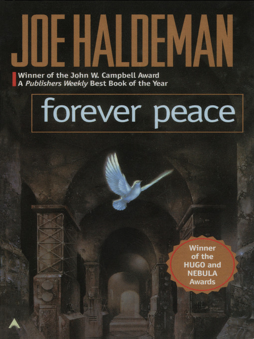 Cover of Forever Peace