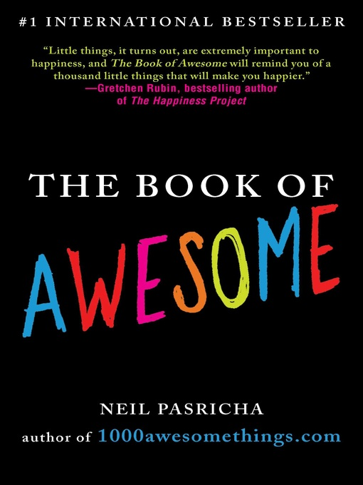 Title details for The Book of Awesome by Neil Pasricha - Wait list