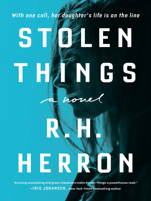 Title details for Stolen Things by R. H. Herron - Wait list