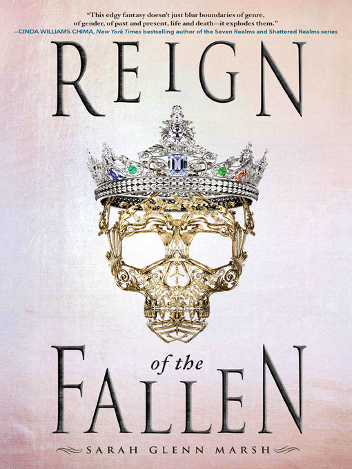 Title details for Reign of the Fallen Series, Book 1 by Sarah Glenn Marsh - Available