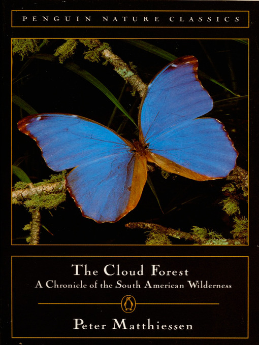 Title details for Cloud Forest by Peter Matthiessen - Wait list