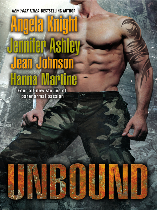 Title details for Unbound by Angela Knight - Available