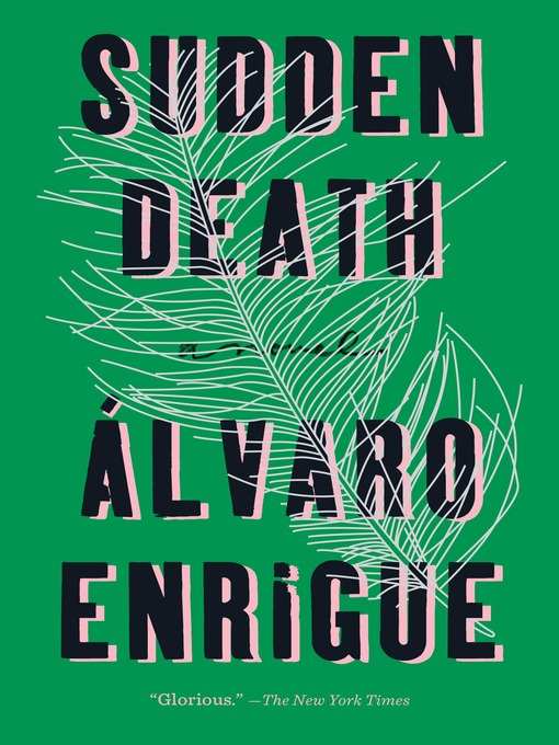 Sudden Death A Novel