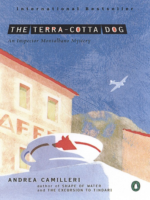 Cover of The Terra-Cotta Dog