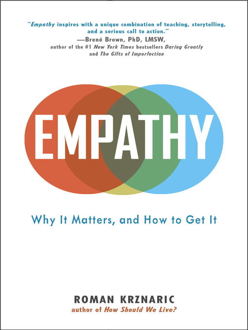 Title details for Empathy by Roman Krznaric - Available
