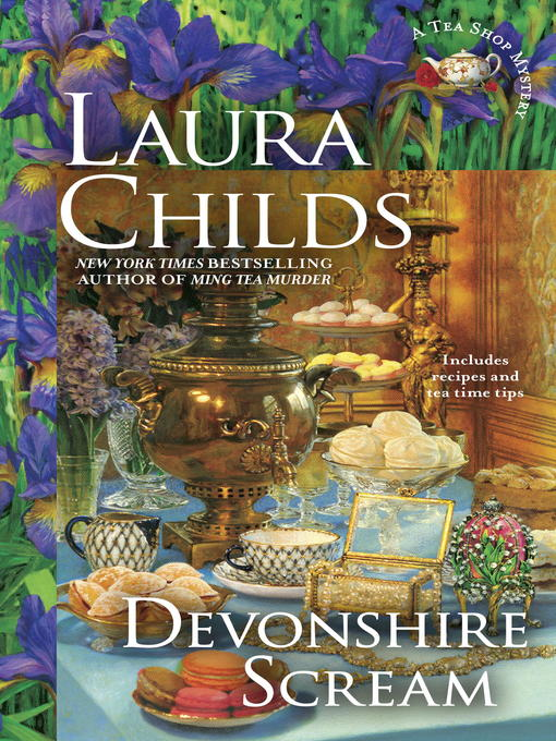 Title details for Devonshire Scream by Laura Childs - Wait list