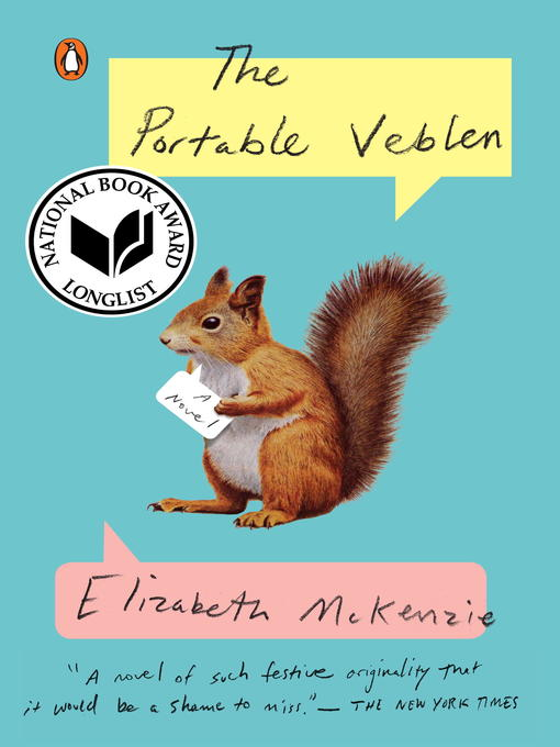 Title details for The Portable Veblen by Elizabeth Mckenzie - Available