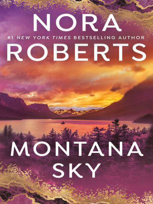 Title details for Montana Sky by Nora Roberts - Wait list