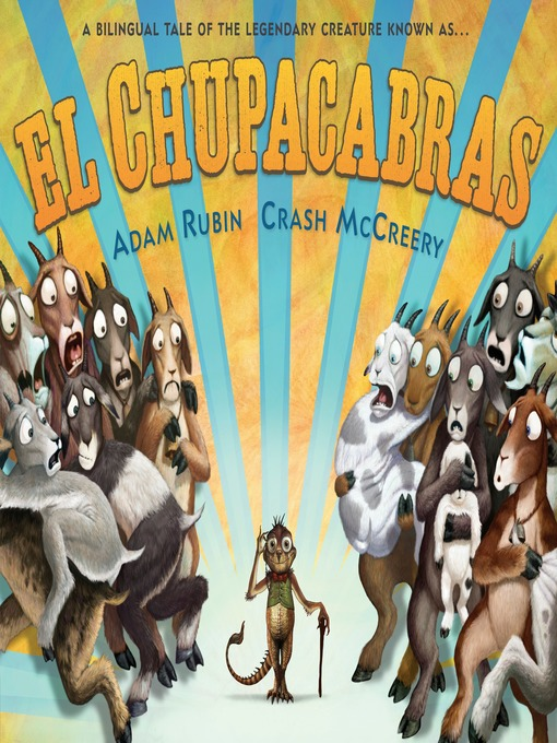Title details for El Chupacabras by Adam Rubin - Wait list