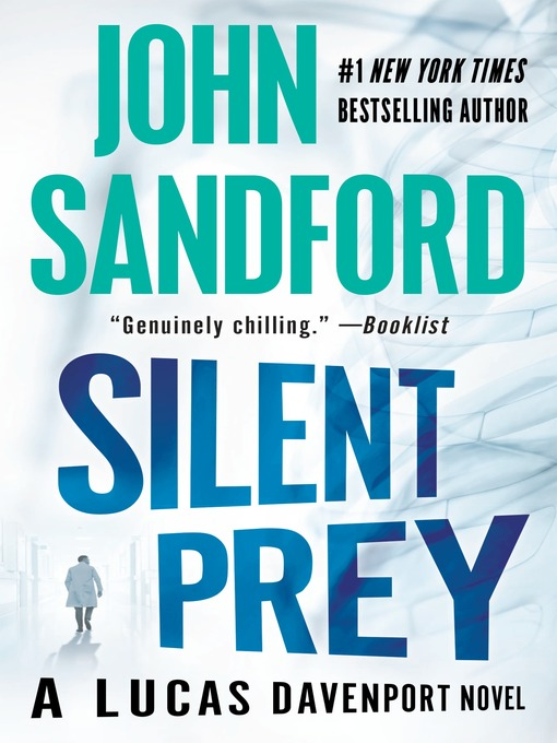 Title details for Silent Prey by John Sandford - Wait list