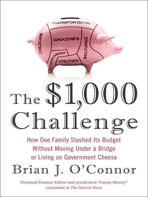 Title details for The $1,000 Challenge by Brian J. O'Connor - Available