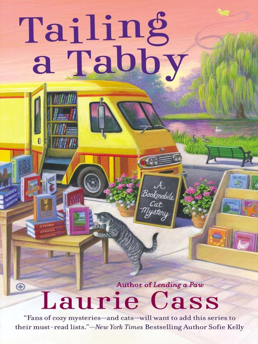 Title details for Tailing a Tabby by Laurie Cass - Wait list