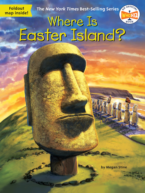 Title details for Where Is Easter Island? by Megan Stine - Wait list