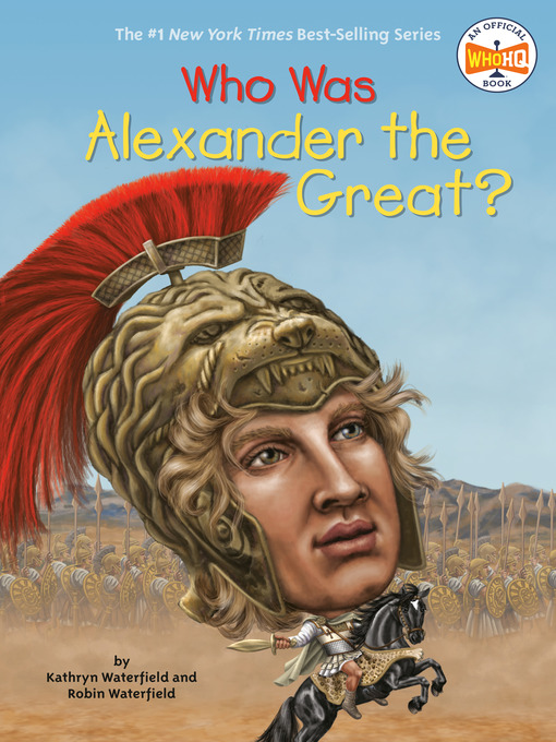 Cover of Who Was Alexander the Great?