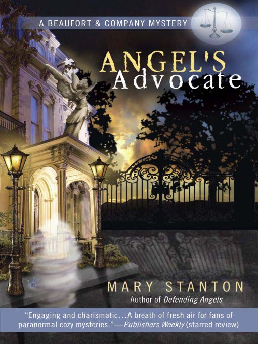 Title details for Angel's Advocate by Mary Stanton - Wait list
