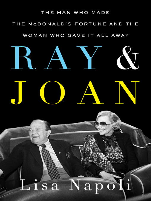 Title details for Ray & Joan by Lisa Napoli - Available