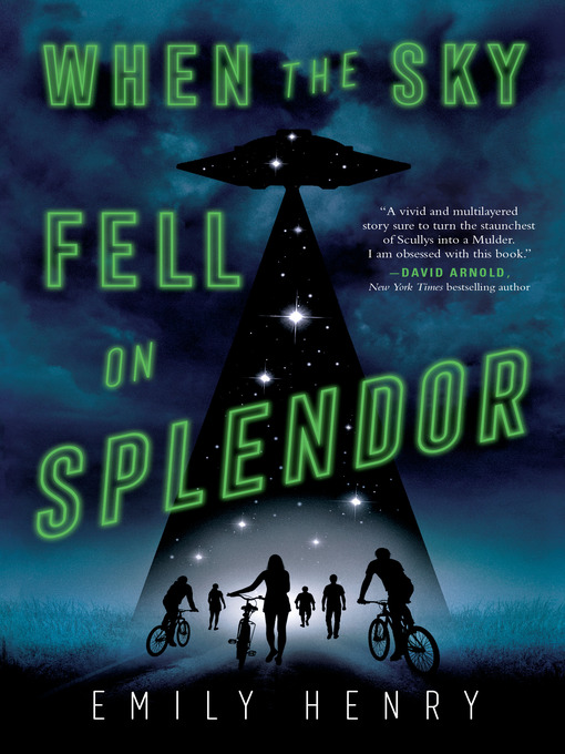 Title details for When the Sky Fell on Splendor by Emily Henry - Wait list