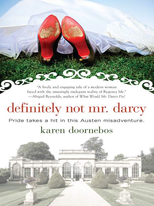 Title details for Definitely Not Mr. Darcy by Karen Doornebos - Available