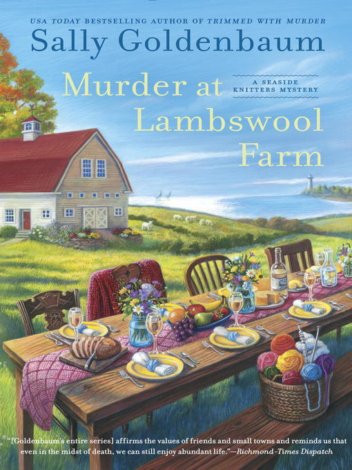 Title details for Murder at Lambswool Farm by Sally Goldenbaum - Available