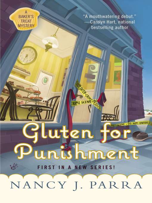 Title details for Gluten for Punishment by Nancy J. Parra - Available