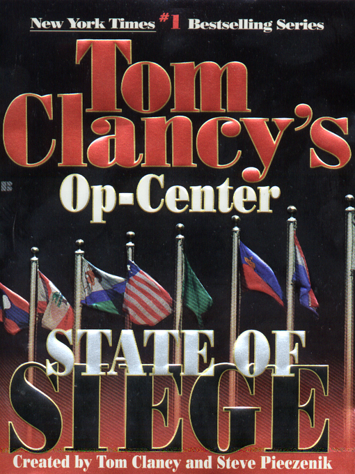 Title details for State of Siege by Tom Clancy - Wait list