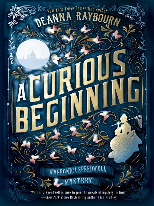 Title details for A Curious Beginning by DEANNA RAYBOURN - Wait list