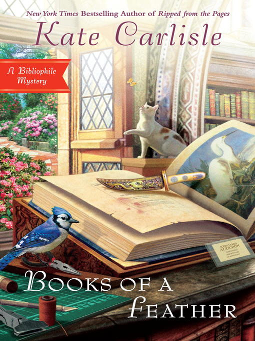 Title details for Books of a Feather by Kate Carlisle - Available