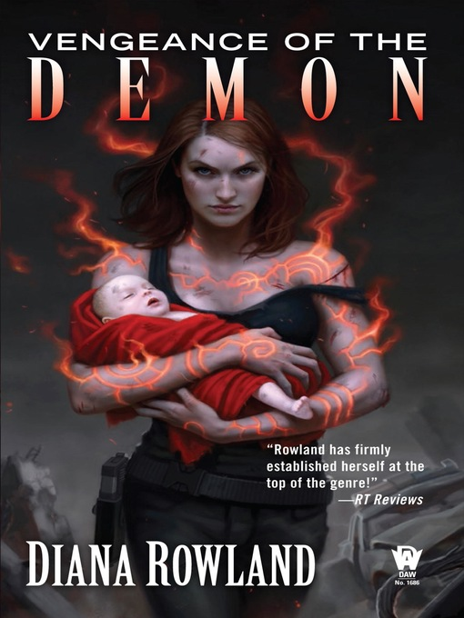 blood of the demon diana rowland epub
