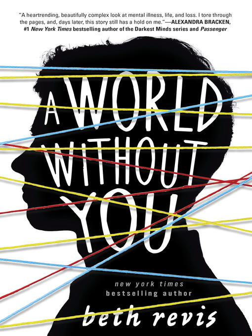 Cover image for book: A World Without You