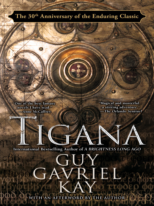 Title details for Tigana by Guy Gavriel Kay - Available