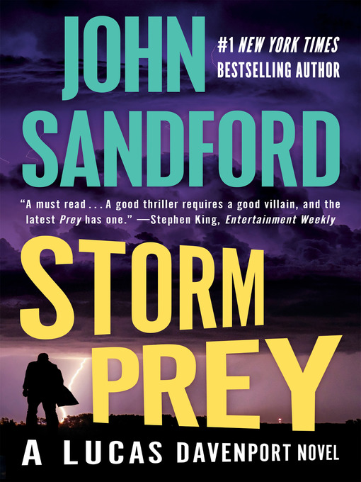 Title details for Storm Prey by John Sandford - Wait list