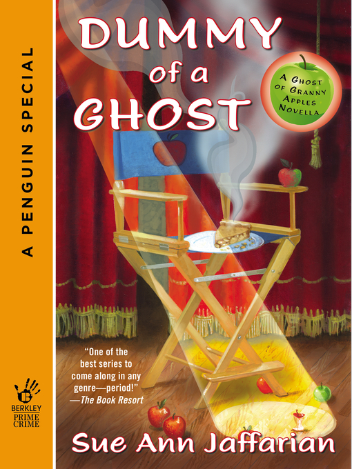 Title details for Dummy of a Ghost (Novella) by Sue Ann Jaffarian - Available