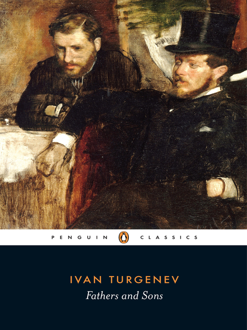 Title details for Fathers and Sons by Ivan Turgenev - Wait list