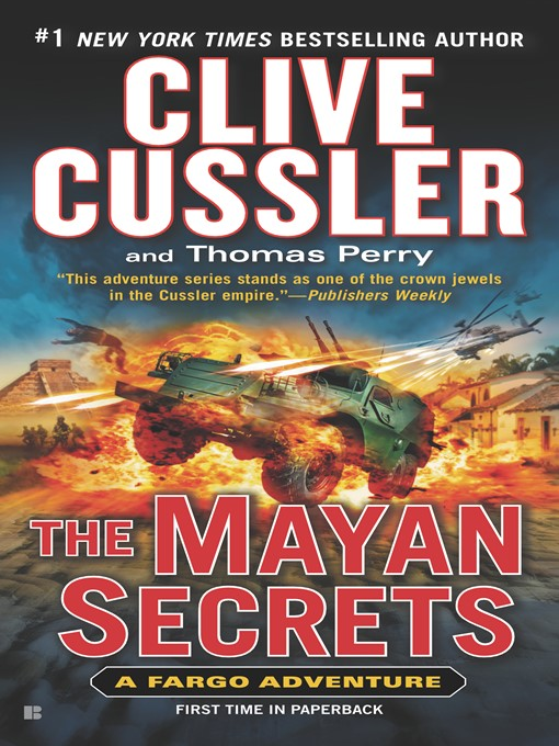 Title details for The Mayan Secrets by Clive Cussler - Available