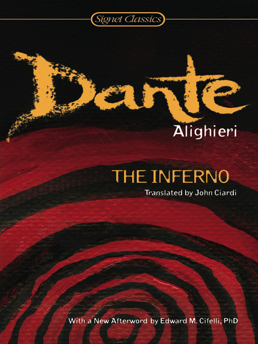 Title details for The Inferno by Dante Alighieri - Wait list