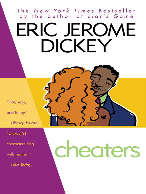 Title details for Cheaters by Eric Jerome Dickey - Wait list