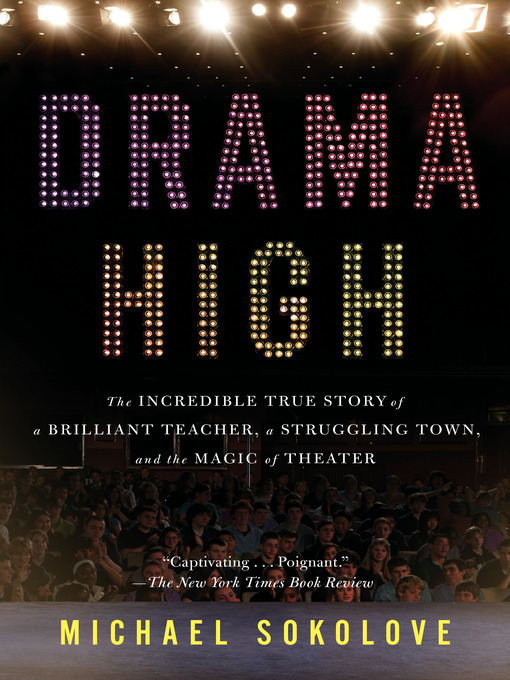 Title details for Drama High by Michael Sokolove - Wait list