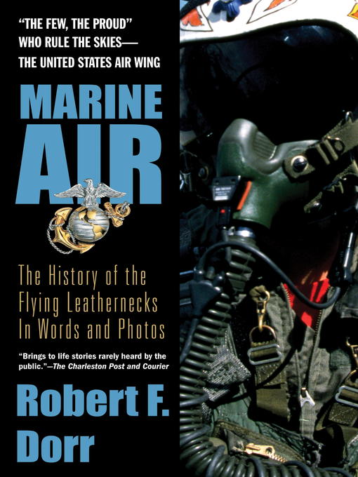 Cover of Marine Air