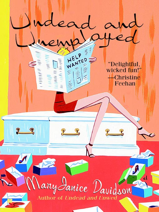 Title details for Undead and Unemployed by MaryJanice Davidson - Available