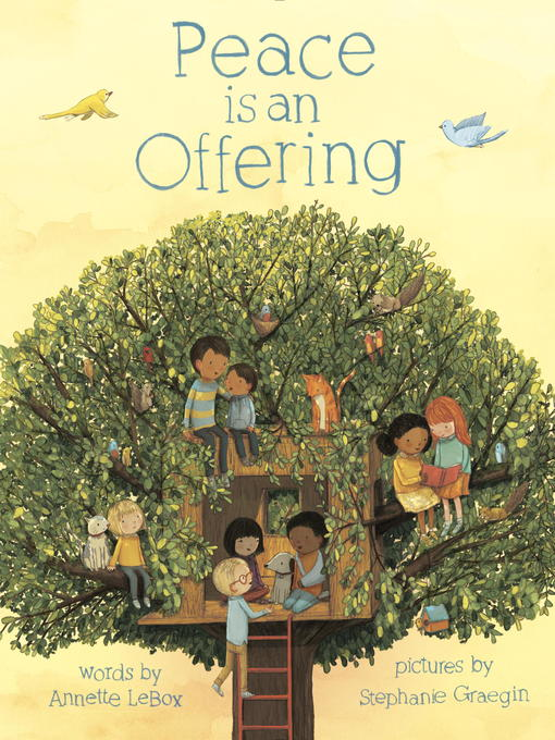 Title details for Peace is an Offering by Annette LeBox - Available