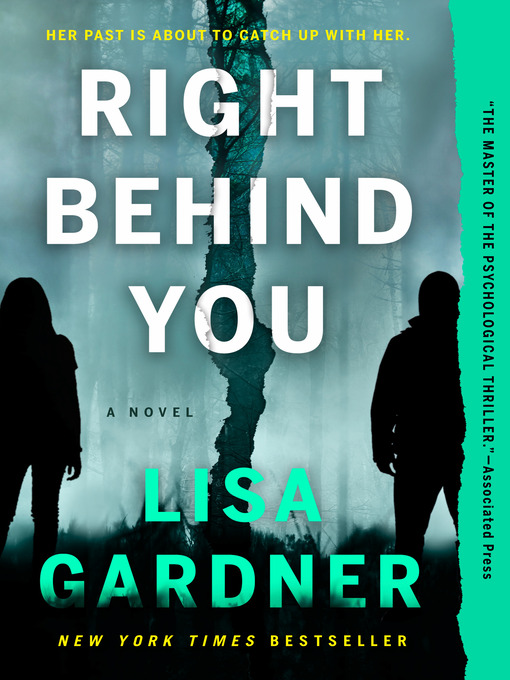 Title details for Right Behind You by Lisa Gardner - Wait list