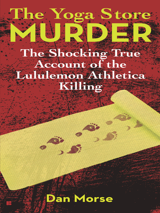 Title details for The Yoga Store Murder by Dan Morse - Wait list