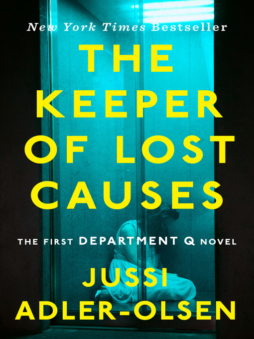 Title details for The Keeper of Lost Causes, aka Mercy by Jussi Adler-Olsen - Wait list