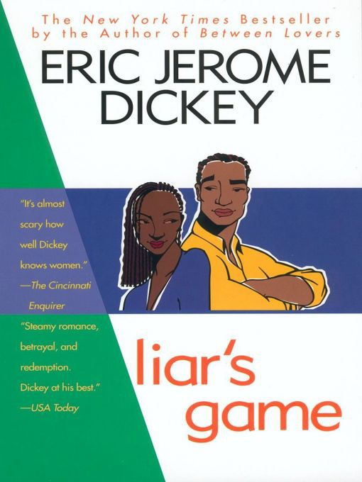 Title details for Liar's Game by Eric Jerome Dickey - Available